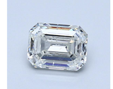 Real Diamond 1.01 CT Natural Loose Emerald Cut M Color I1 Clarity GIA Certified