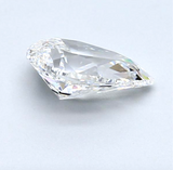 Rare 3/4 CT D VS1 Natural Loose Diamond GIA Certified Pear Shape Cut