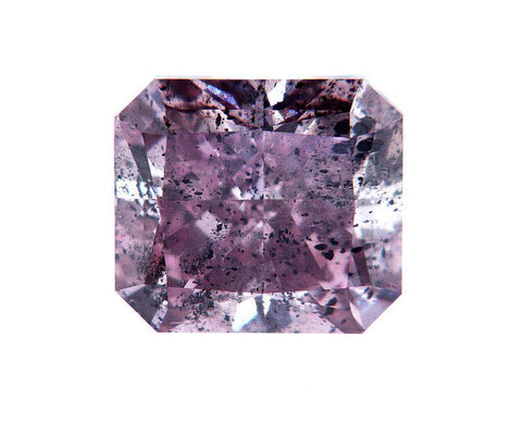 Rare Fancy Brownish Pink Loose Diamond 1.63 CT GIA Certified Natural Radiant Cut
