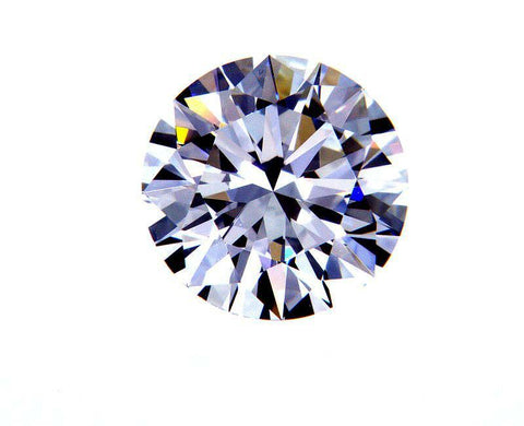 Diamond 1.16 CT F Color Natural Round Cut Natural Loose Flawless GIA Certified