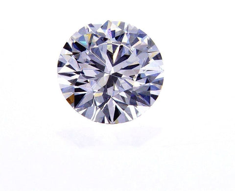 0.43 CT F /VS1 GIA Certified Natural Round Cut Brilliant Loose Diamond