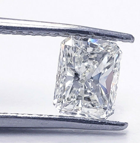 1 CT K / I1 Genius Natural Loose Diamond Radiant Cut GIA Certified