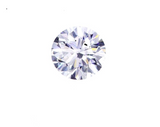 0.76 CT F /I1 Natural Loose Diamond Round Cut Brilliant Certified