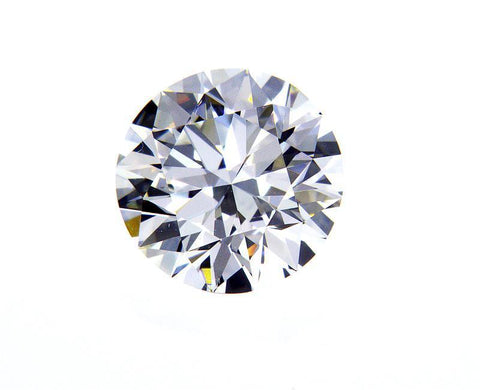 1.22 CT J Color FLAWLESS Clarity Natural Loose Diamond Round Cut GIA Certified