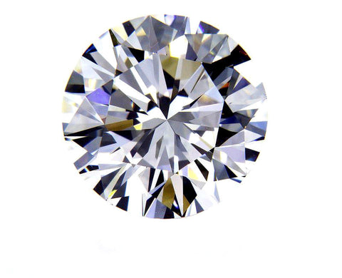 5.06 CT Natural Loose Diamond G Color VVS2 Clarity GIA Certified Round Cut