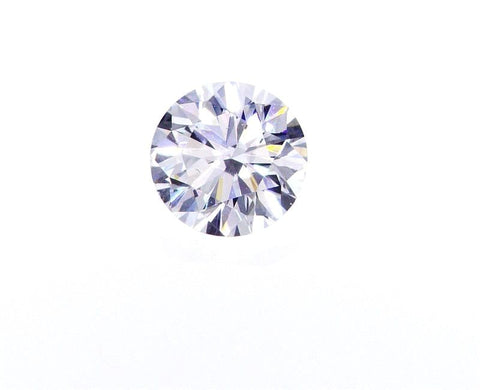 0.56 Ct Diamond GIA Certified Loose Natural Round Cut E Color SI1 Clarity