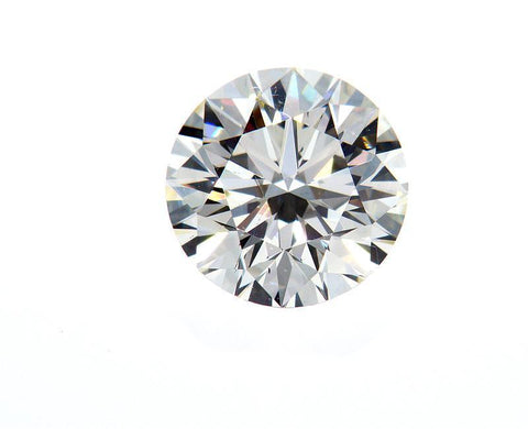 1.64 CT Light Green Yellow Color GIA Certified Round Cut Natural Loose Diamond