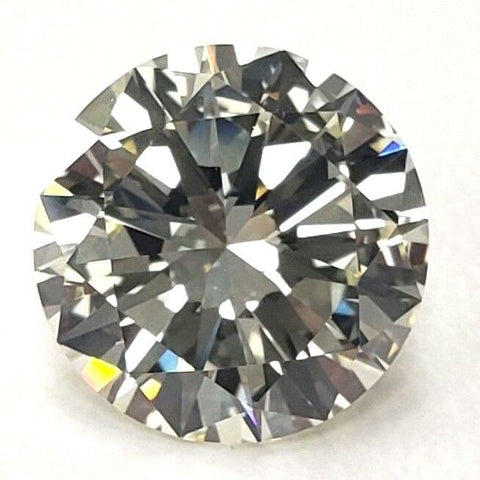 Huge 7 CT O-P Color VVS1 Round Cut Brilliant GIA Certified Natural Loose Diamond