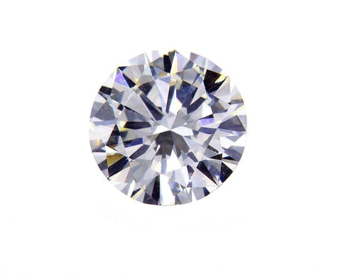 0.63 Carat K /VVS1 GIA Certified Natural Round Cut Brilliant Loose Diamond