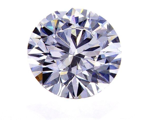 Natural Rare Loose Diamond 1.05 CT D Color VS1 Clarity GIA Certified Round Cut