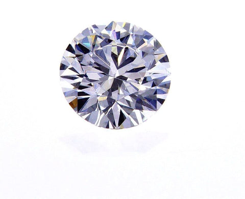 Diamond Natural Round Cut Loose 0.43 CT F Color VVS1 Clarity GIA Certified