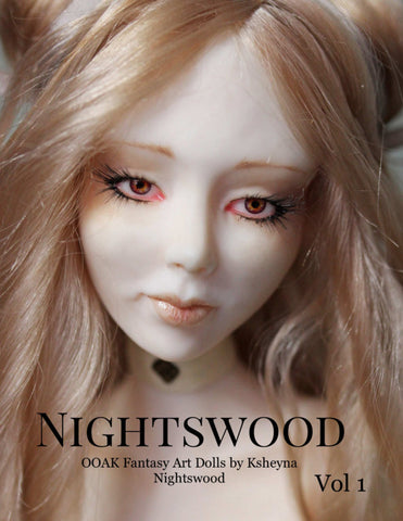 Nightswood Vol 1