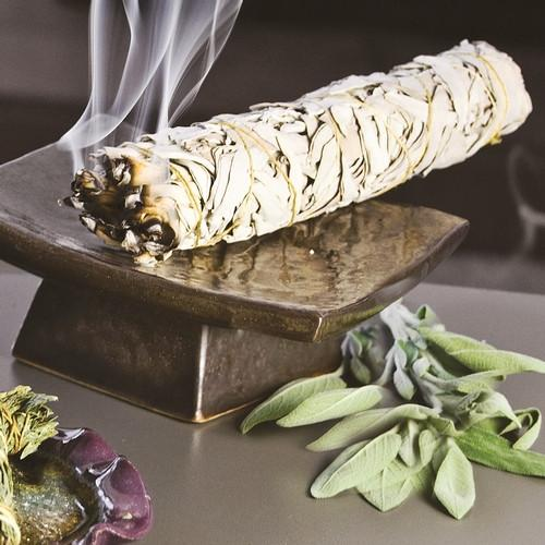 Smudging for Cleansing