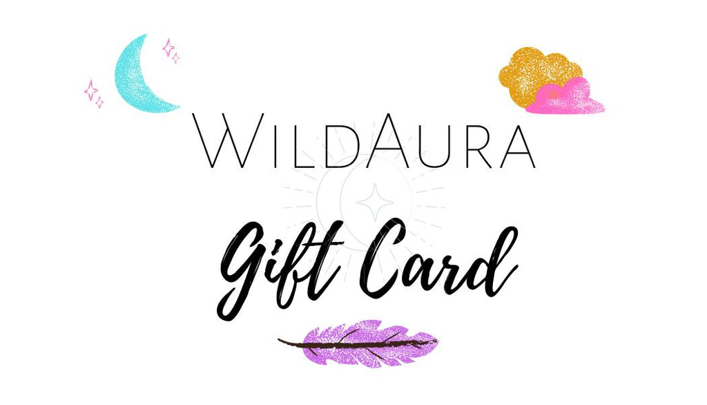 WildAura Gift Card