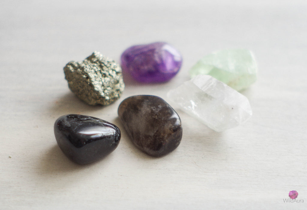 Protection Gemstone Set