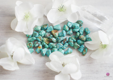 Turquoise Nugget - Happiness, Confidence, Protection