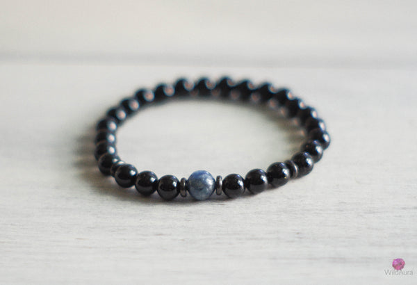 Kyanite Gemstone Bracelet