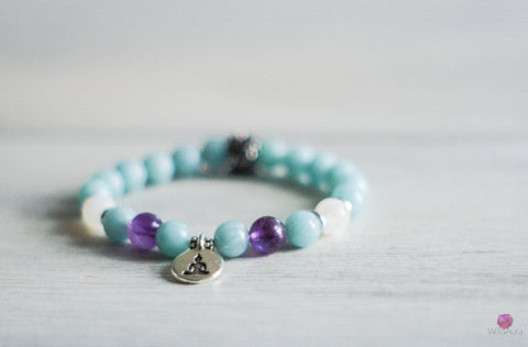 Amazonite Gemstone Bracelet