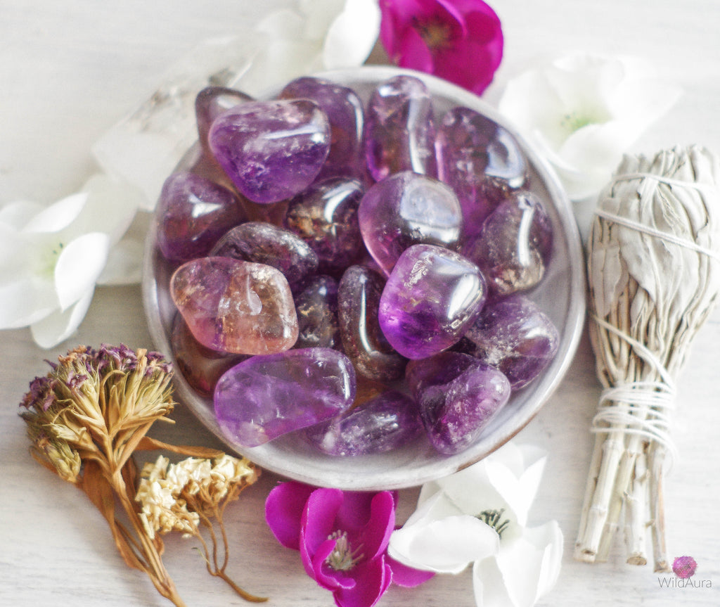 Ametrine - Inner Peace, Enlightenment