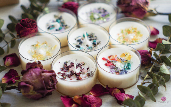 Intention Candle Kit