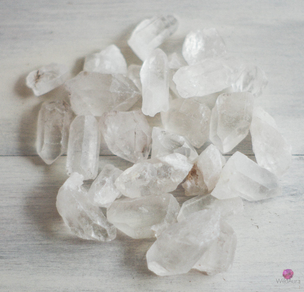 Quartz Point - Healing, Cleanse, Amplify