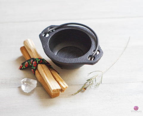 Smudge Pot & Cleansing Kit