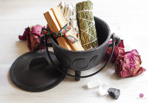 Cauldron Cleansing Kit