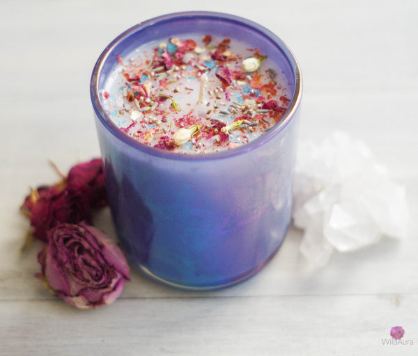 Cosmic Energy Candle