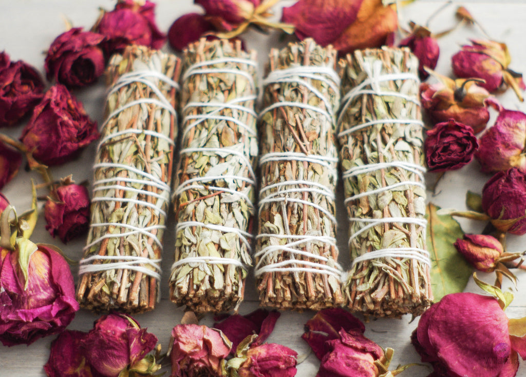 Royal Sage Smudge Stick