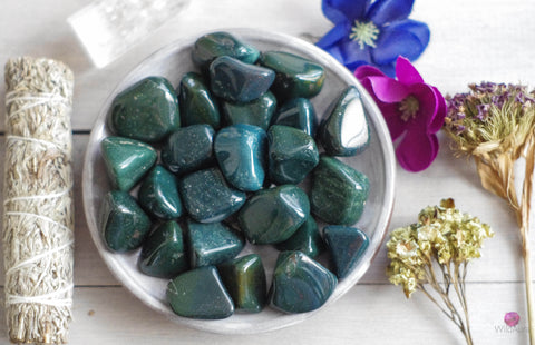 Bloodstone - Mental Clarity, Prosperity