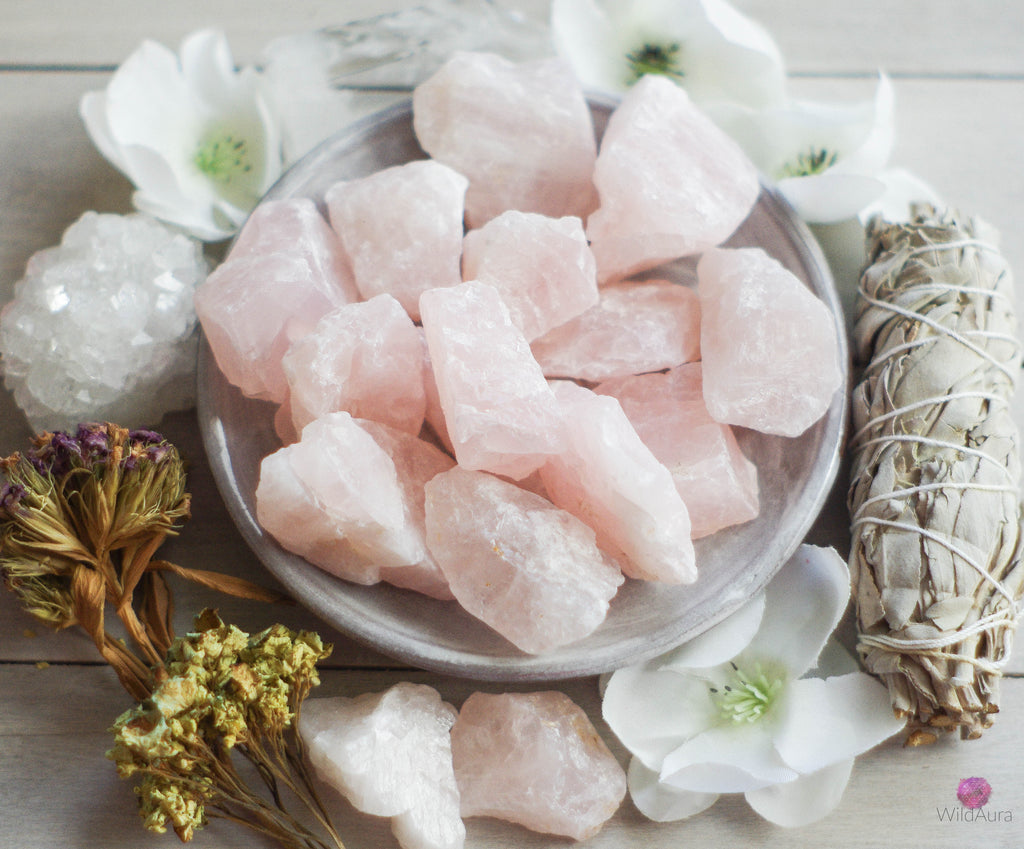Rose Quartz - Love, Balance