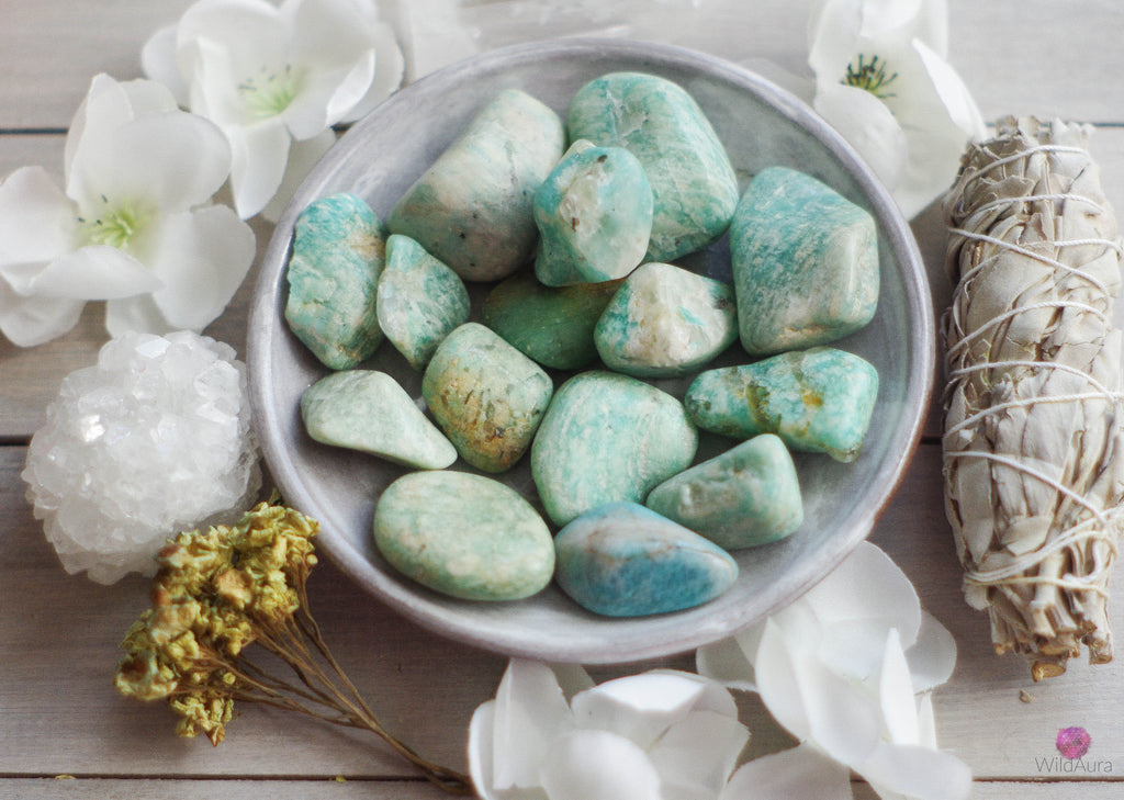 Amazonite - Creativity, Harmony