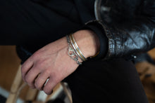 Load image into Gallery viewer, Handcuffs Chain Bracelet  Sterling Silver - Nicolas Ambrosio