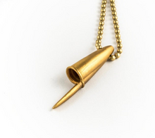 Load image into Gallery viewer, Pen Cap Necklace - Nicolas Ambrosio