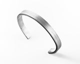 Sterling Silver Cuff Bracelet Pulse Collection