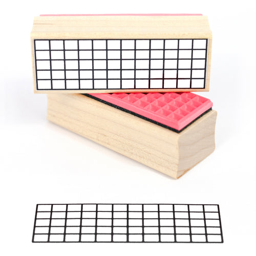 Guitar Fretboard Diagram Rubber Stamp