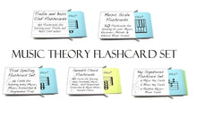 Music Theory Flashcards Mega-Pack