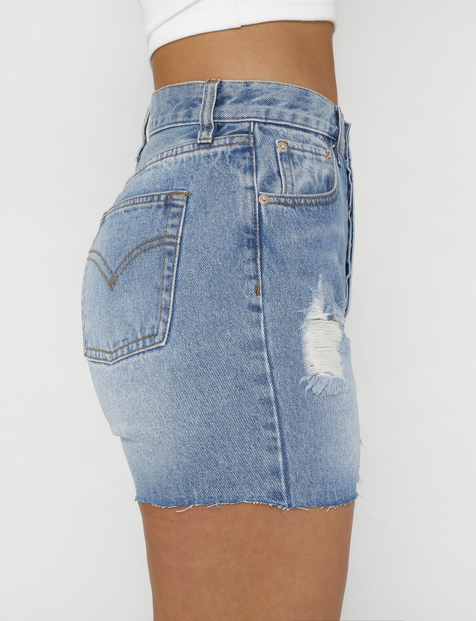 Billie Short - Denim