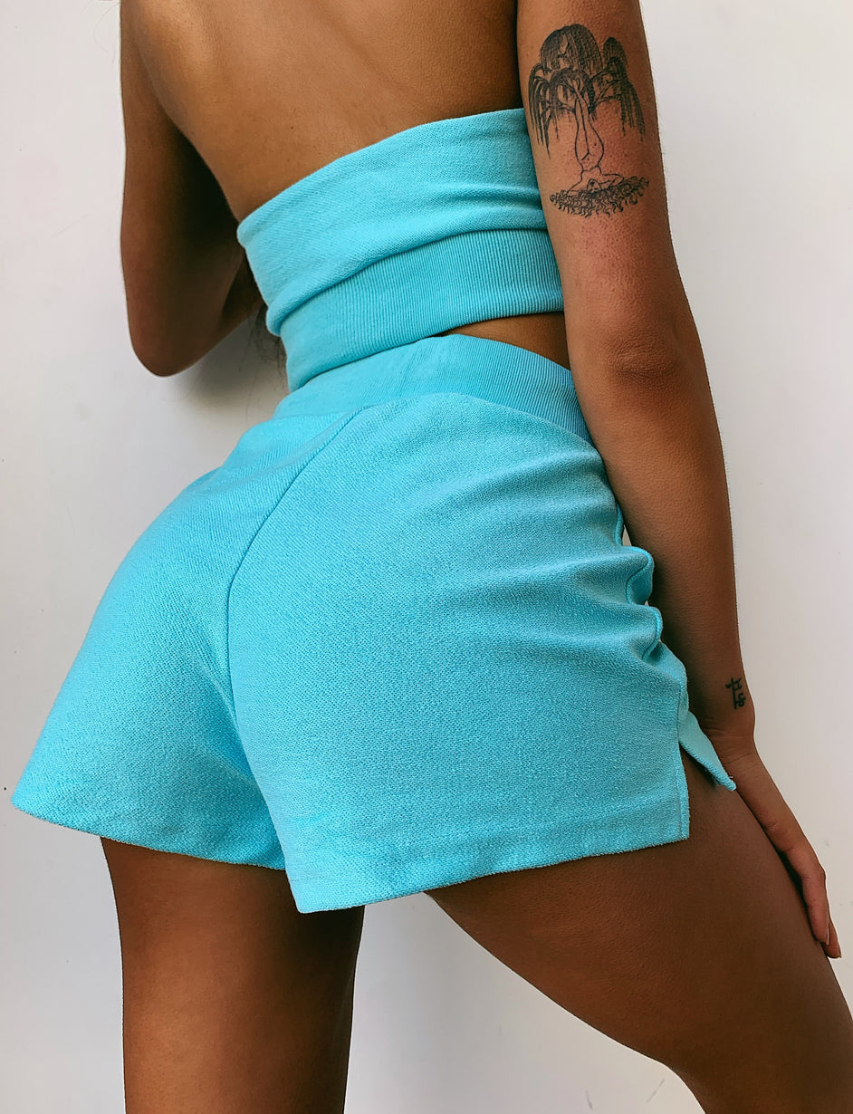 Estee Short - Blue