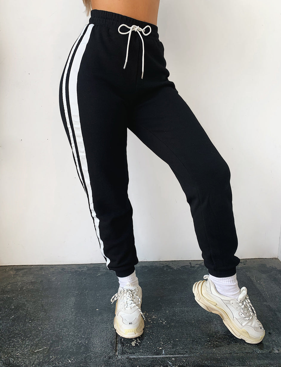 Striker Pant - Black/White