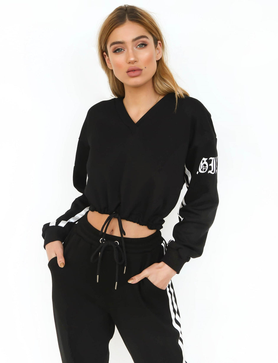 Elliot Jumper - Black