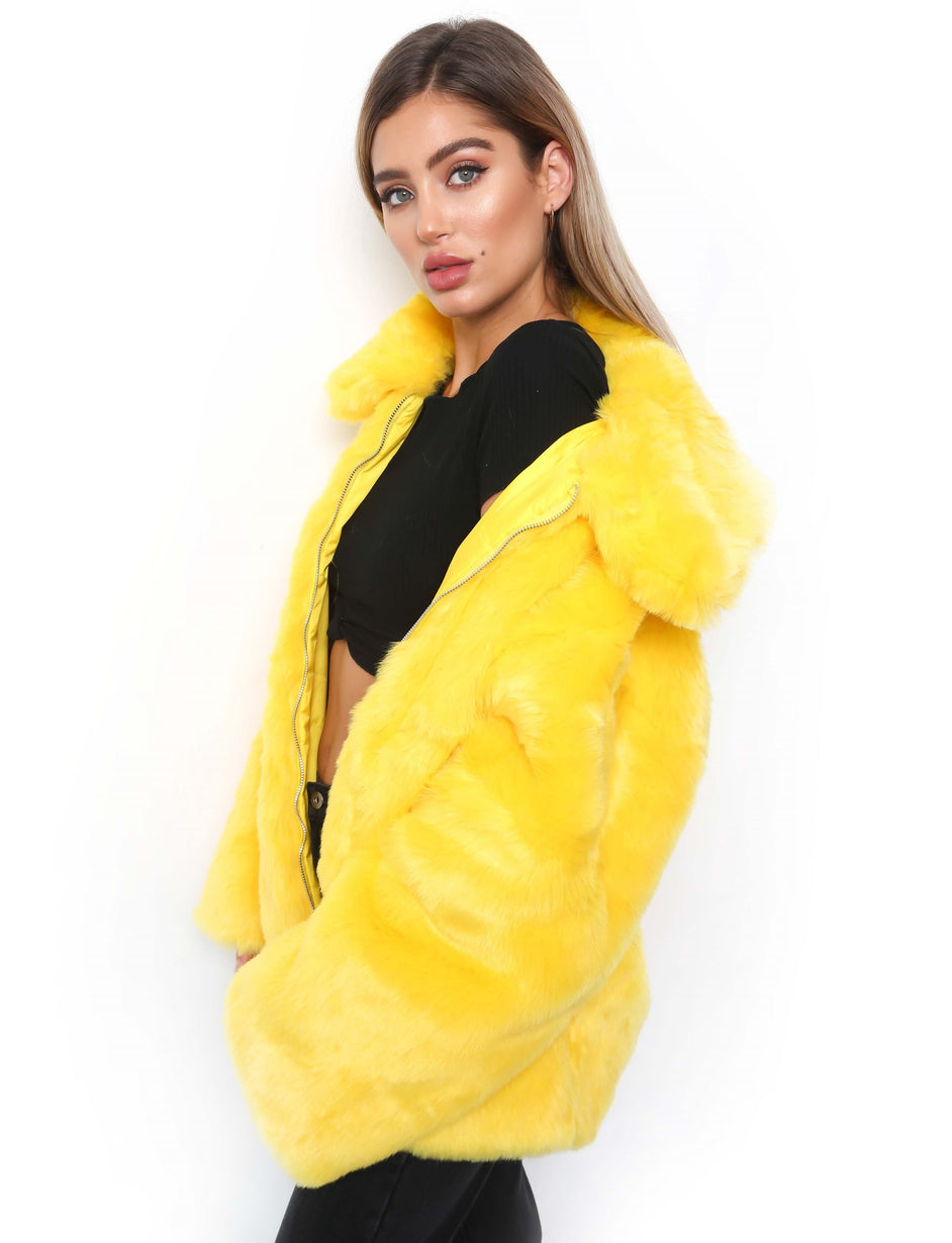 Capella Jacket - Yellow