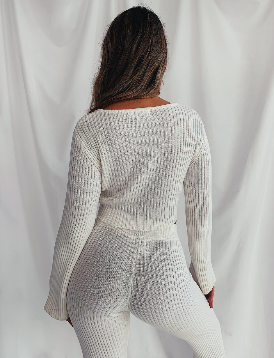 Otto Jumper - White