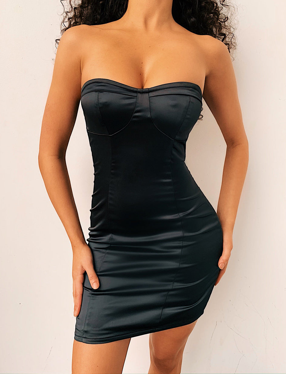 Cambridge Dress - Black