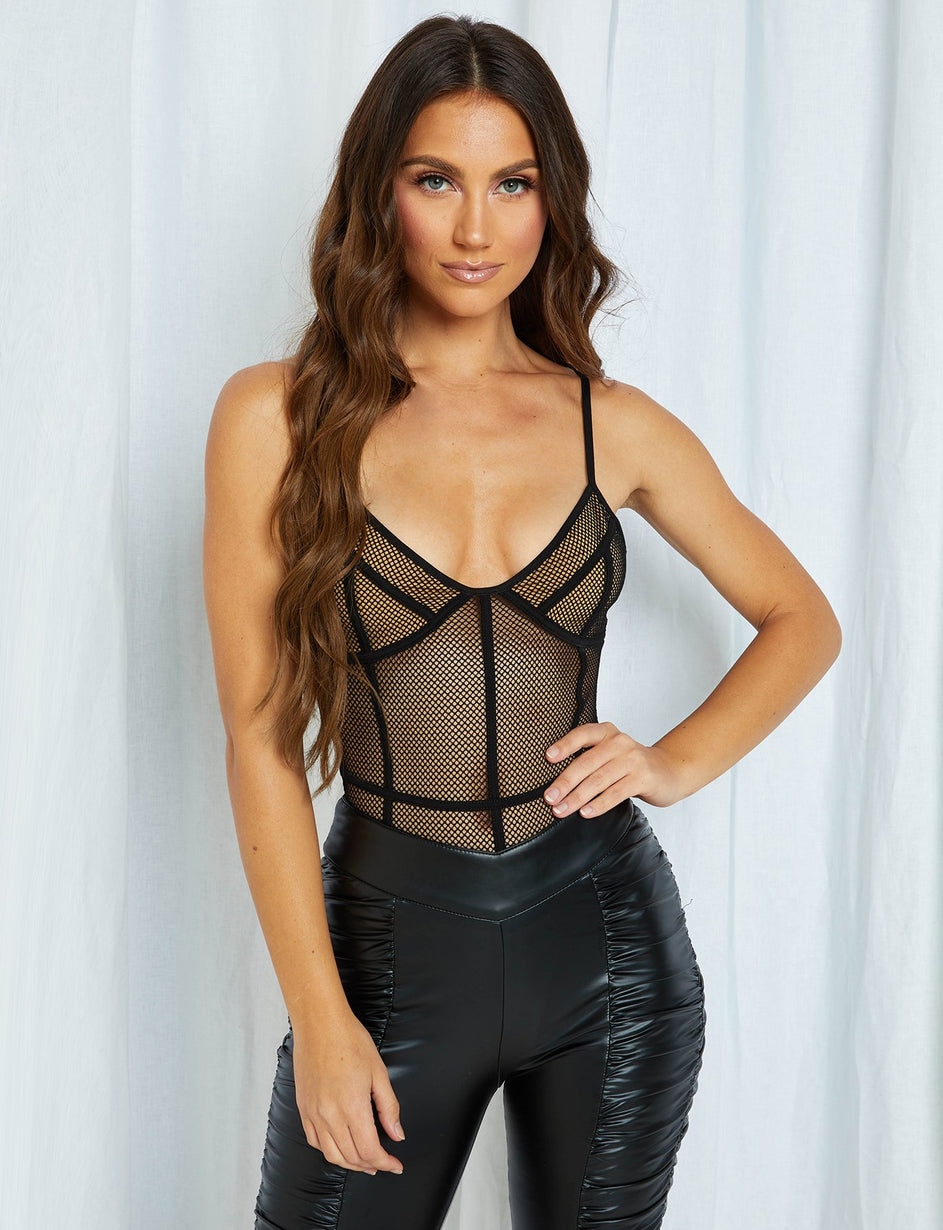 Remington Bodysuit - Black