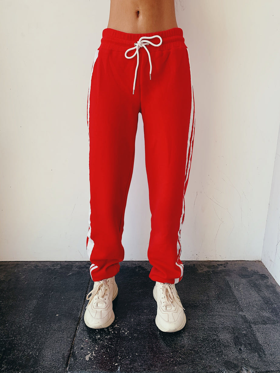 Striker Pant - Red