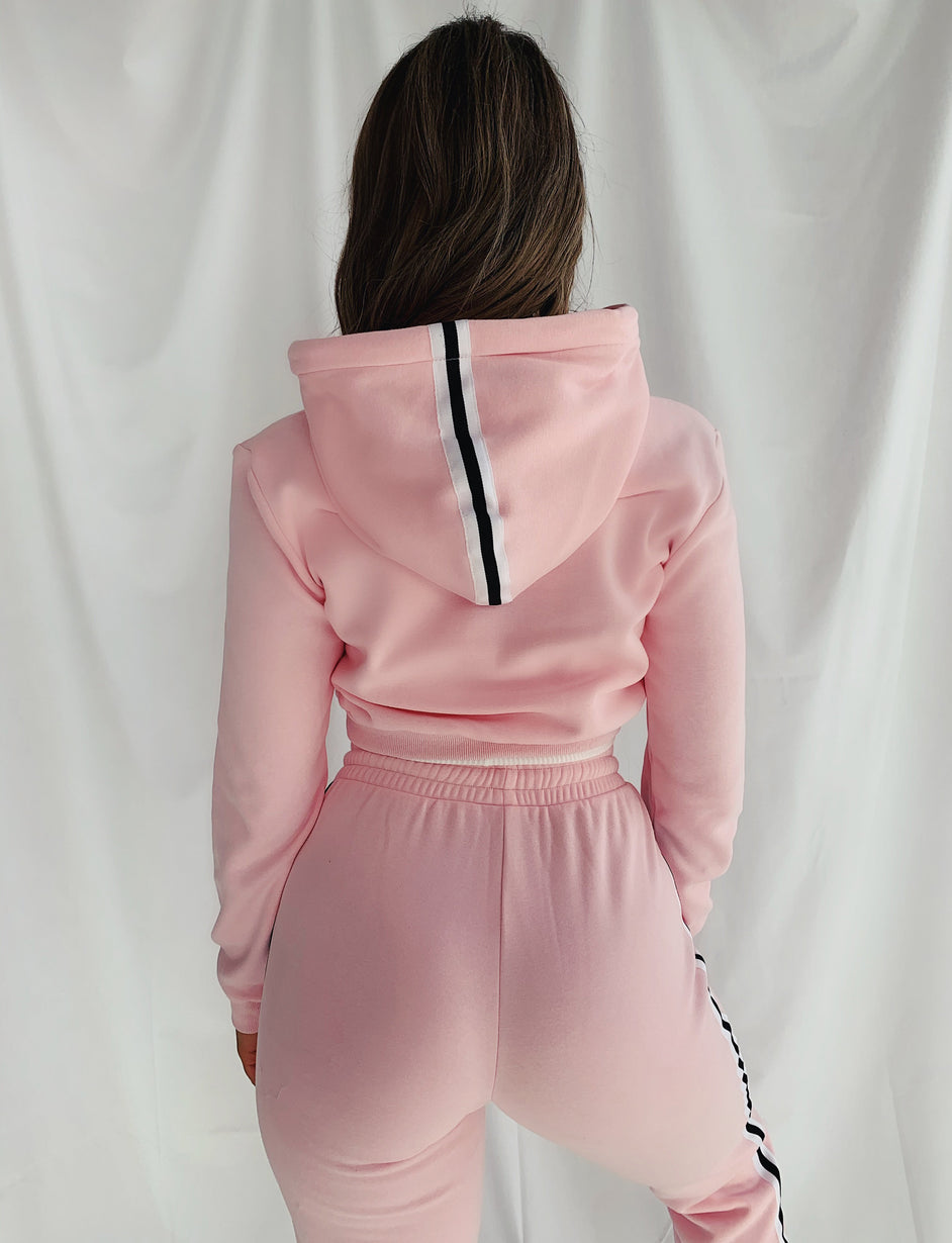 Solo Jumper - Baby Pink