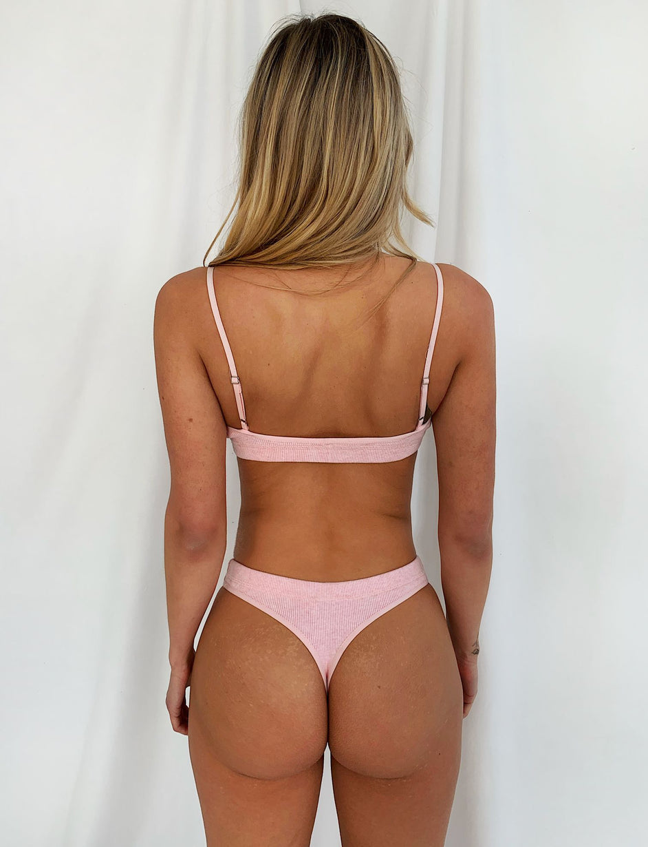 Keely Brief - Pink