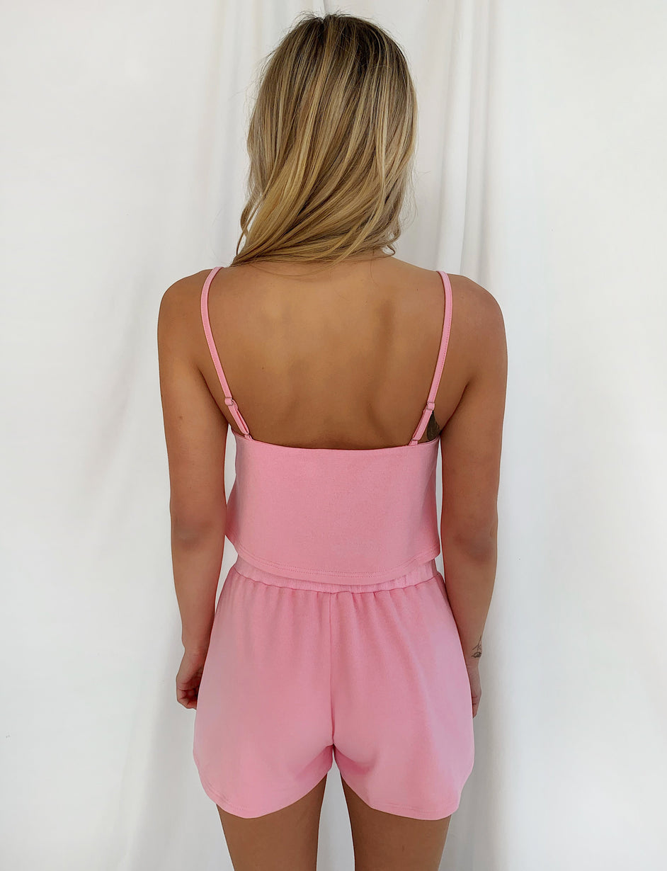 Channing Short - Pink