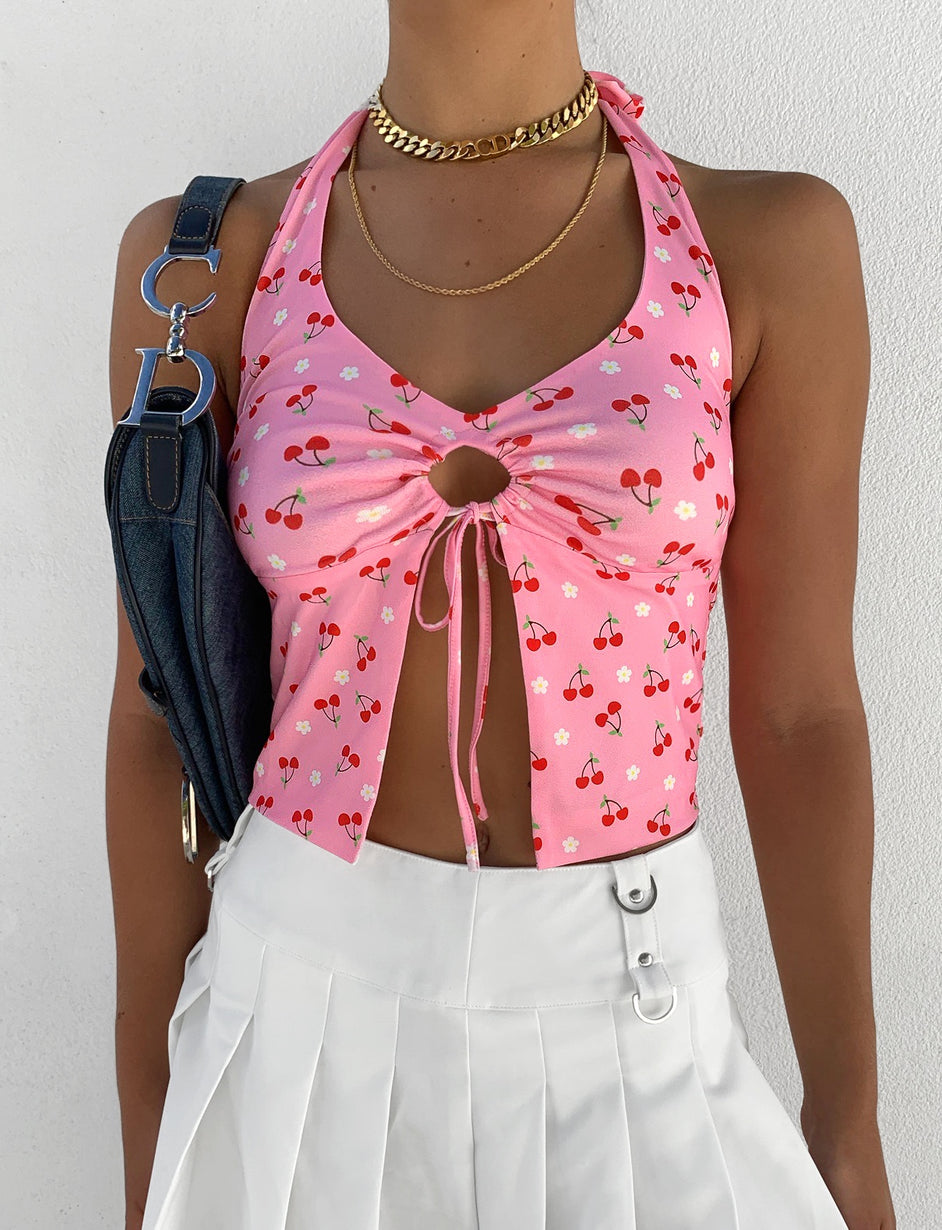 ARYN TOP - PINK